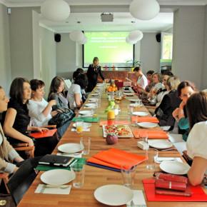 Spotkanie Klubu Kobiet Przedsiębiorczych