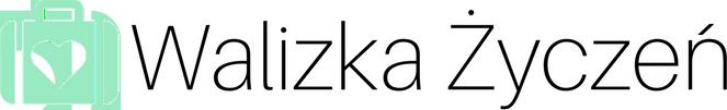 znak wodny walizka zyczen logo